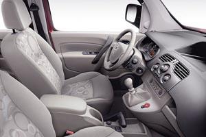 ... и сидений) на автомобиль Renault Kangoo